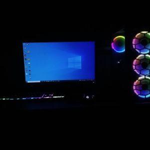 Gaming Pc RGB!