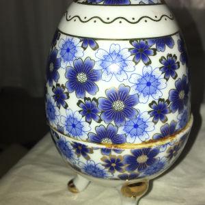 Αυγό μπλε Limoges