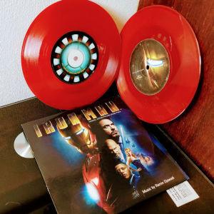 Iron man LP