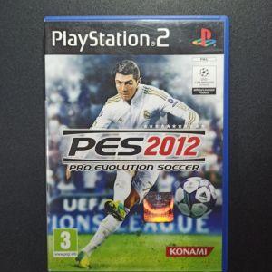 PES 2012 *PS2*