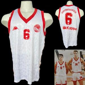 Φανελα μπάσκετ Ολυμπιακού