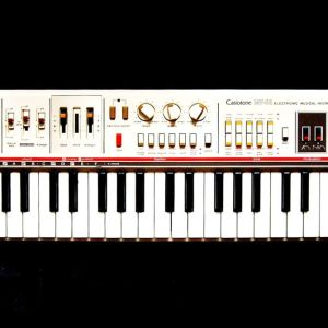 Casio MT-65 Synthesizer/Keyboard