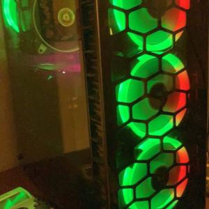gaming pc:set up