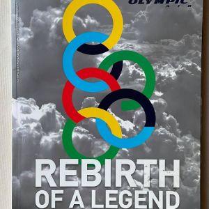 OLYMPIC AIR - REBIRTH OF A LEGENT - ΣΥΛΛΕΚΤΙΚΟ ΕΠΑΙΤΕΙΑΚΟ ΤΕΥΧΟΣ ΣΤΙΣ ΠΡΩΤΕΣ ΠΤΗΣΕΙΣ ΤΗΣ OLYMPIC AIR - ΚΑΙΝΟΥΡΙΟ / ΑΧΡΗΣΙΜΟΠΟΙΗΤΟ