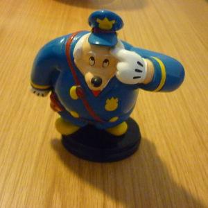 φιγούρα Αστυνόμος Ο'Χάρα Chief O'Hara Disney DeAgostini De Agostini series 1