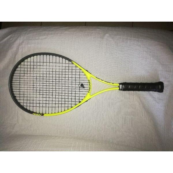 raketa tou tenis HEAD