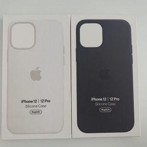 Θήκες σιλικόνης iPhone 12/12 Pro OEM διάφορα χρώματα