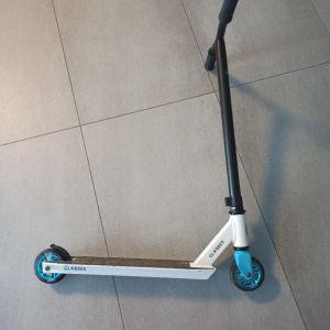 Globber Πατίνι Stunt GS 360 White-Brand Blue