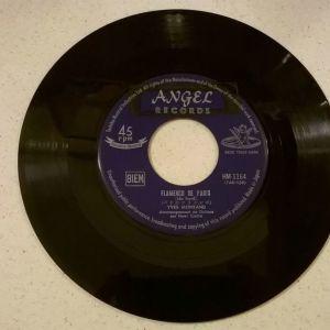Vinyl record 45 - Yves Montand