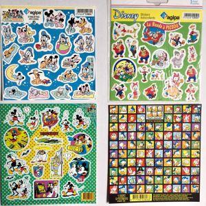 Lot Disney stickers κ.α