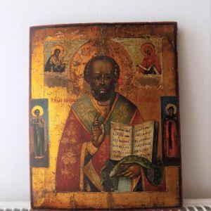 εικονα αντικα αγιος Νικολαος