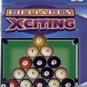 BILLIARRDS - PS2