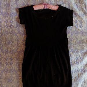 Φόρεμα Με Κοντό Μανίκι
