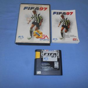 FIFA 97 - SEGA MEGA DRIVE
