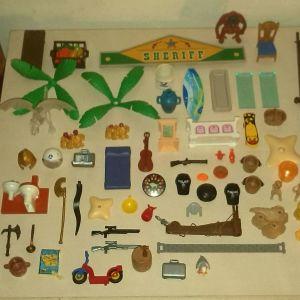 Διαφορα εξαρτηματα Playmobil