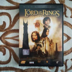 """""""Ο Άρχοντας των δαχτυλιδιών : οι δύο πύργοι"""" 2 disc special edition"""