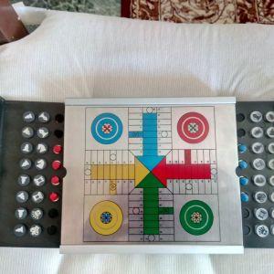 Μαγνητικό παιχνίδι inox