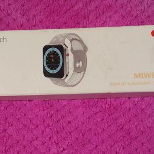 Smart watch ρολόι καινούργιο 25€