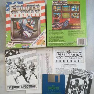 Atari ST game TV Sports Football