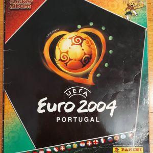 Panini Euro 2004 Άλμπουμ 277/334