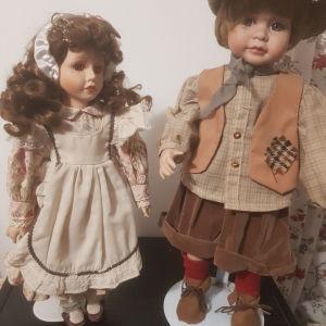 κούκλες πορσελάνη