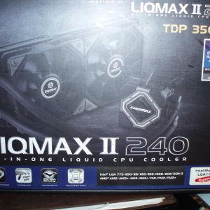 πωλειται υγρο ψυξης υπολογιστου Enermax LiqMax II 240