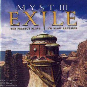 MYST III - PS2