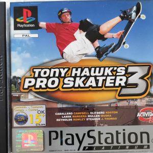Πακέτο 2ο, με 3 Playstation 1 games σε αρίστη κατάσταση.