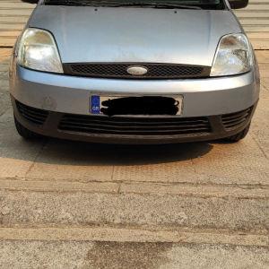 Ford fiesta 2005'