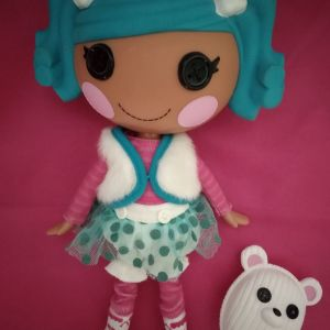 Lalaloopsy Mittens Doll with Pet