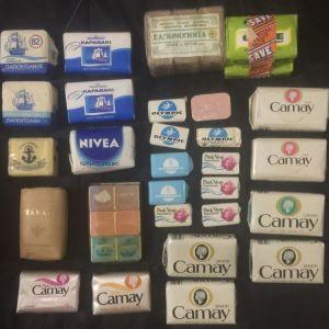 32 Βινταζ συλλεκτικά σαπούνια