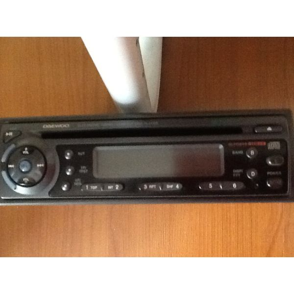 DAEWOO-radio-CD,avtokinitou
