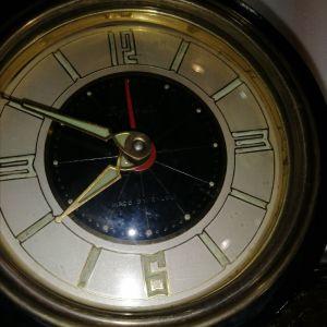 Ρολόι ξυπνητήρι εποχής 1950