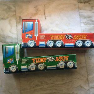 Υπέρ Ατου.. Φορτηγά θήκες για κουτάκια καρτών δεκαετίας 80_90...
