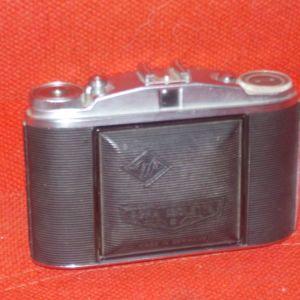 Φωτογραφική μηχανή AGFA ISOLETTE (GERMANY).