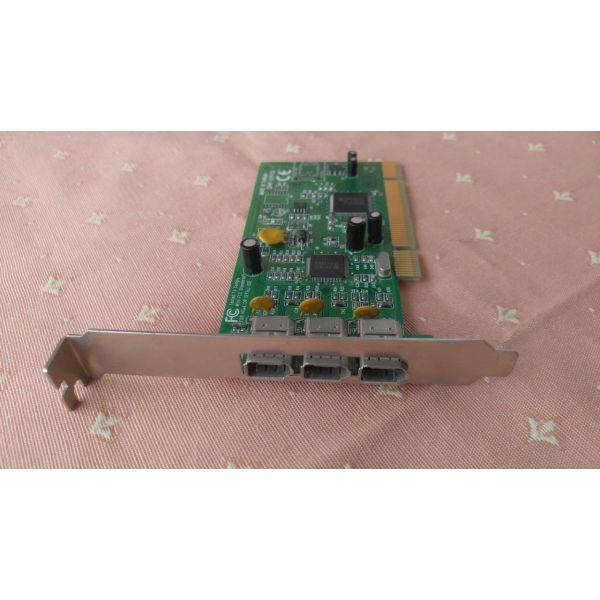 Firewire IEE1394 Pci card Adaptec