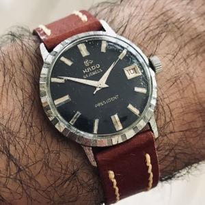 Vintage ανδρικό ρολόι Rado President