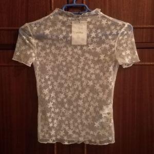 XS Berska Διάφανο Μπλουζάκι