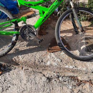 ποδήλατο 26' orient πράσινο