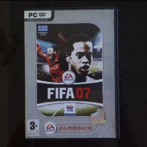FIFA 07 ΓΙΑ PC