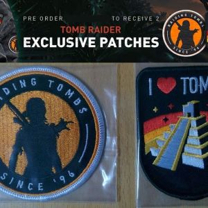 Shadow of the Tomb Raider - exclusive patches