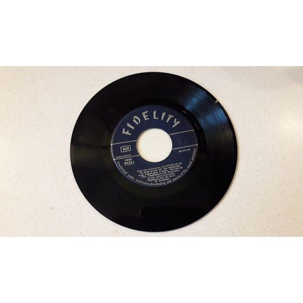 Vinyl record 45 - aliki vougiouklaki