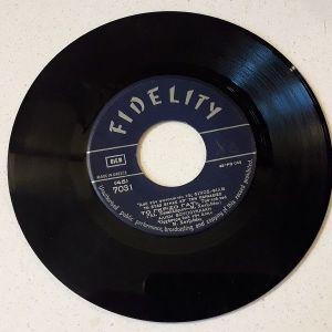 Vinyl record 45 - Αλίκη Βουγιουκλάκη