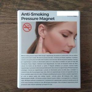 Μαγνήτης Κατά του Καπνίσματος με Πιεσοθεραπεία InnovaGoods