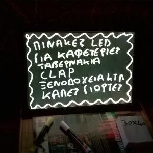 Πινακες LED