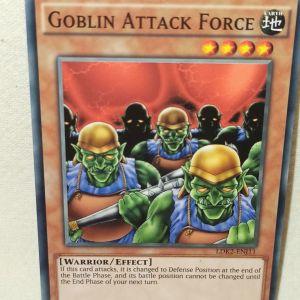 Goblin Attack Force YuGiOh