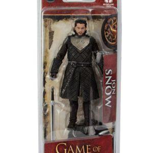 BRAND NEW & SEALED McFarlane Toys Game of Thrones Action Figure Jon Snow 18 cm