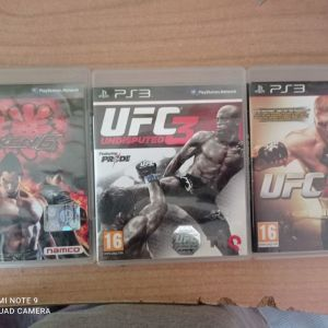 2 Fighting video games