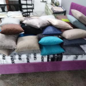 μαξιλάρια διακοσμητικά 45χ45 με αδιάβροχο Αλεκιαστο ύφασμα