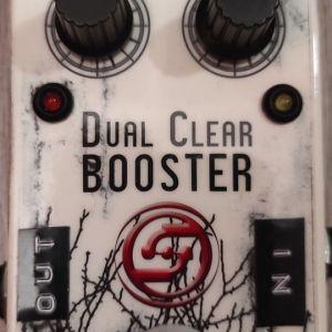 ΠΡΟΣΦΟΡΑ!!! Πωλείται Boutique | Analog Dual Clear BOOSTER της TSL Studio Equipment | 100% HANDMADE.